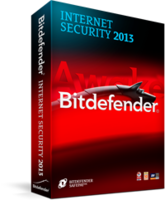 <p> 	Bitdefender Internet Security 2013 builds on #1 ranked technology to ensure secure e-banking and e-shopping, online safety for kids, privacy protection on social networks and more!</p>