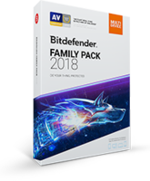 Bitdefender Family Pack 2018 Screen shot